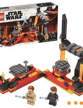 Lego LEGO STAR WARS: Duel on Mustafar