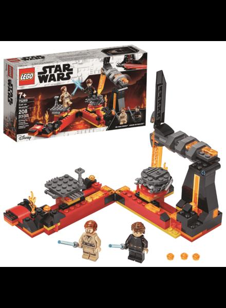 Lego Star Wars TM Duel on Mustafar LEGO #75269