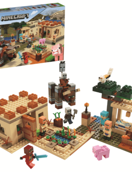 Lego LEGO MINECRAFT: The Illager Raid