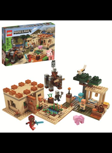 Lego Minecraft The Villager Raid LEGO #21160