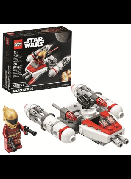 Lego Star Wars TM Resistance Y-wing LEGO #75263