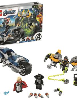 Lego LEGO MARVEL: Avengers Speeder Bike Attack