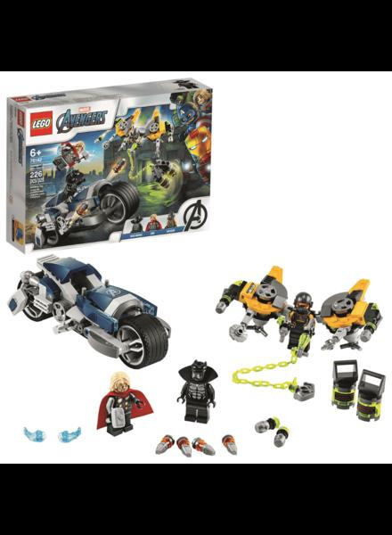 Lego Super Heroes Avengers Speeder Bike Attack LEGO #46142
