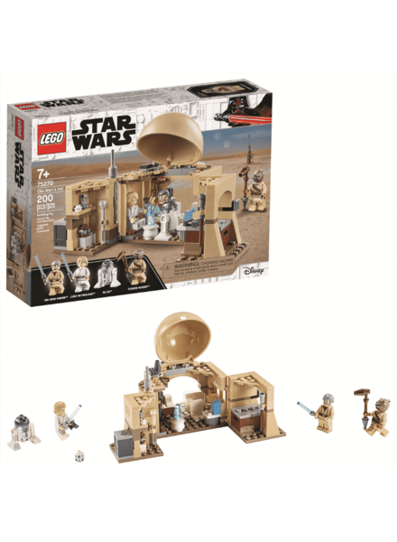 Lego Star Wars TM Obi-Wan's Hut LEGO #75270