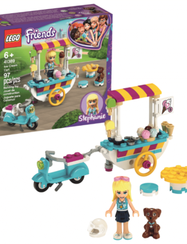 Lego LEGO FRIENDS: Ice Cream Cart