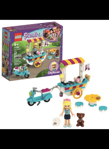 Lego Friends Ice Cream Cart LEGO #41389