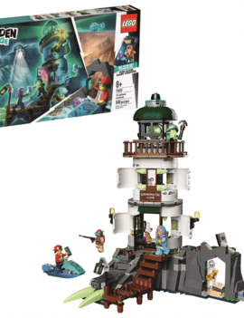 Lego LEGO HIDDEN SIDE: The Lighthouse of Darkness