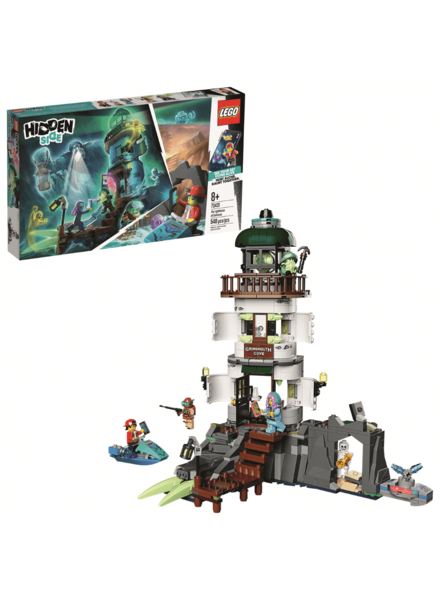 Lego Hidden Side The Lighthouse of Darkness LEGO #70431