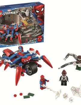Lego LEGO MARVEL: Spider-Man vs. Doc Ock