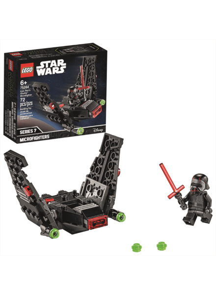 Lego Star Wars TM Kylo Ren's Shuttle TM Microfighter LEGO #75264