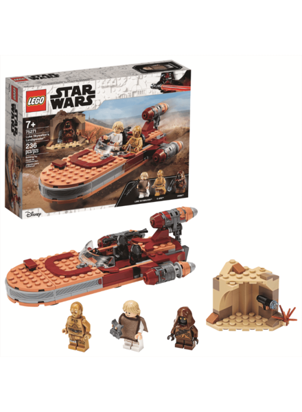 Lego Star Wars TM Luke Skywalker's Landspeeder LEGO #75271