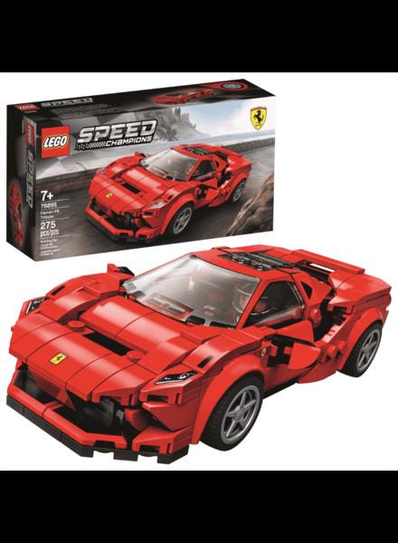 Lego Speed Champions Ferrari F8 Tributo LEGO #76895