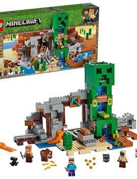 Lego LEGO MINECRAFT: The Creeper Mine