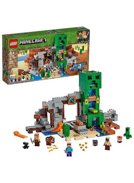Lego Minecraft The Creeper Mine LEGO #21155