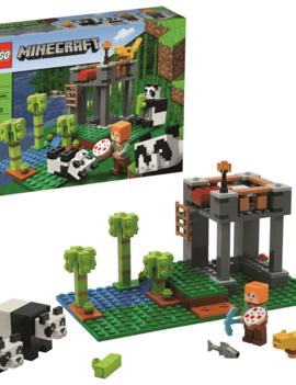 Lego LEGO MINECRAFT: The Panda Nursery