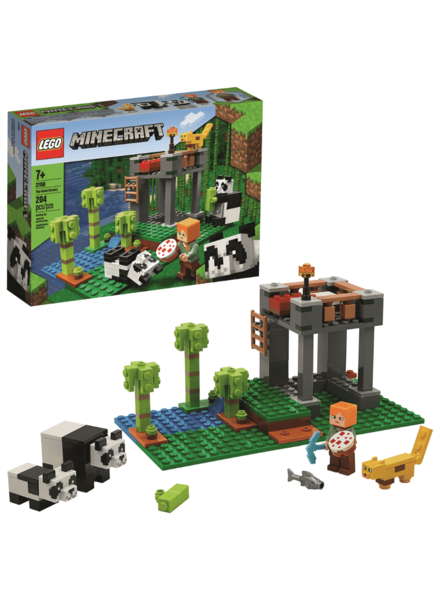 Lego Minecraft The Panda Nursery LEGO #21158