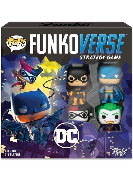 Funko POP! Funkoverse - DC Comics 100 Strategy Game
