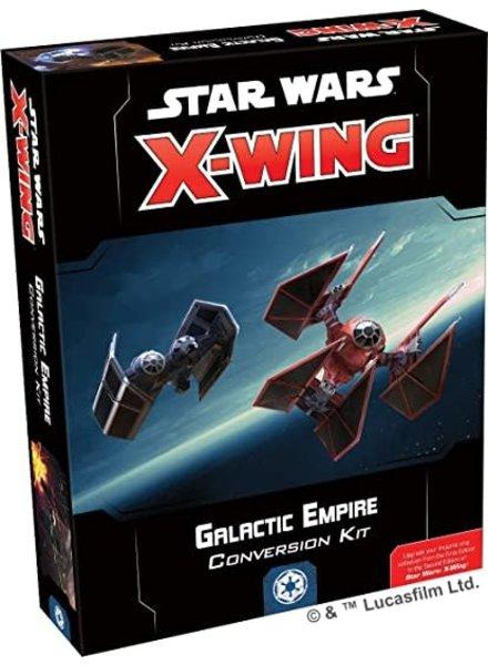 Star Wars X-Wing 2nd Ed. Galactic Empire Conversion Kit