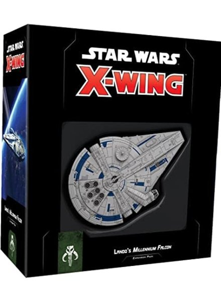 Star Wars X-Wing 2nd Ed. Lando's Millenium Falcon Expansion