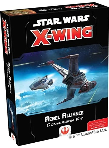 Star Wars X-Wing 2nd Ed. Rebel Alliance Conversion Kit