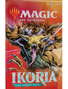WizardsOfTheCoast MTG Ikoria: Lair of Behemoths Collector Booster Pack
