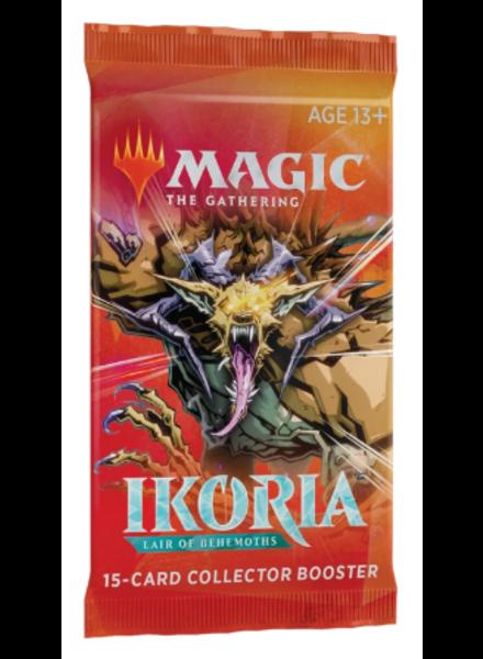 WizardsOfTheCoast MTG Ikoria: Lair of Behemoths Collector Booster Pack