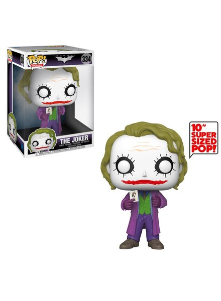 POP! The Joker (Dark Knight) (10-Inch) #334