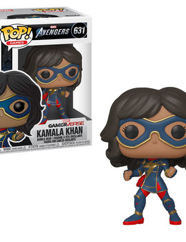 Funko POP! Kamala Khan (Marvel's Avengers Stark Tech Suit)