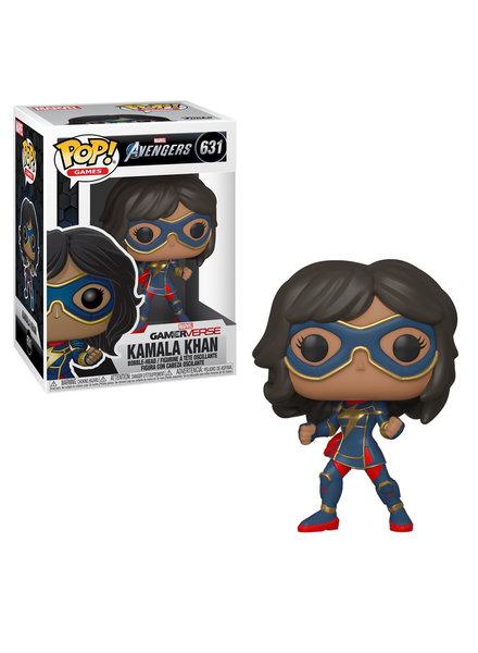 Funko POP! Kamala Khan (Marvel's Avengers Stark Tech Suit)