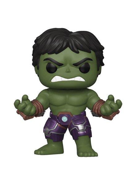 POP! Hulk (Marvel's Avengers Stark Tech Suit)