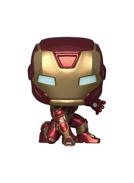 POP! Iron Man (Marvel's Avengers Stark Tech Suit)