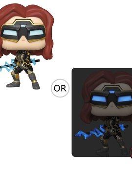 POP! Black Widow (Marvel's Avengers Stark Tech Suit)