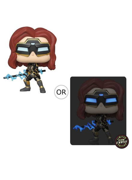 POP! Black Widow #630 (Marvel's Avengers Stark Tech Suit)