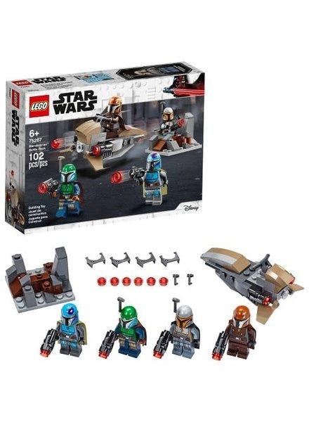 Lego Star Wars TM Mandalorian Battle Pack LEGO #75267