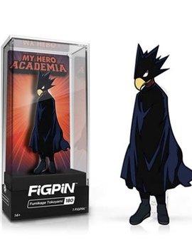 FiGPiN My Hero Academia: Fumkage Tokoyami FiGPiN Enamel Pin