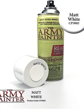 Army Painter Base Primer - Matte White