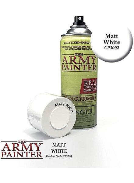 Army Painter Base Primer - Matte White