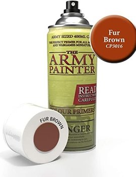 Army Painter Colour Primer - Fur Brown