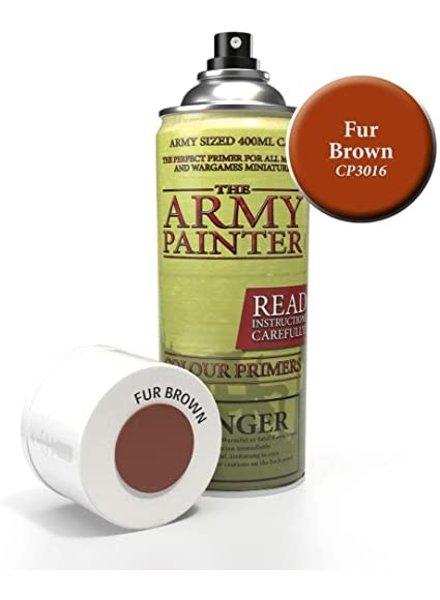 Army Painter Colour Primer - Fur Brown