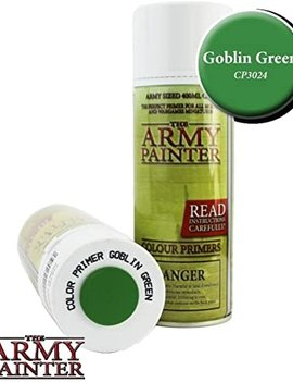 Army Painter Colour Primer - Goblin Green