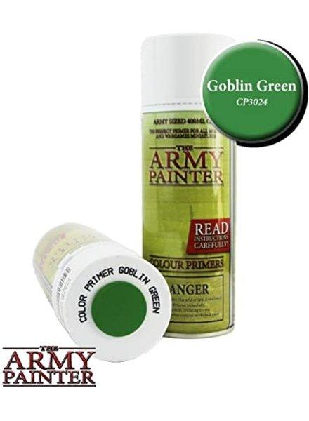 Army Painter Colour Primer - Goblin Green
