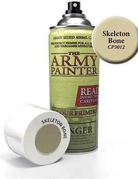 Army Painter Colour Primer - Skeleton Bone