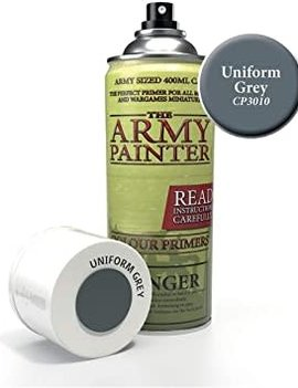 Army Painter Colour Primer - Uniform Grey