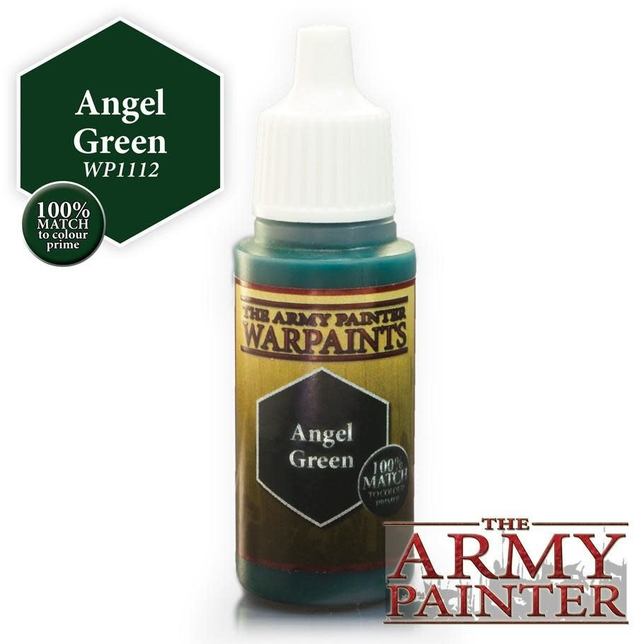 Army Painter Paint 18Ml. Angel Green