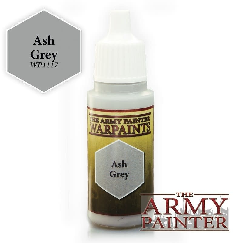 Army Painter Paint 18Ml. Ash Grey