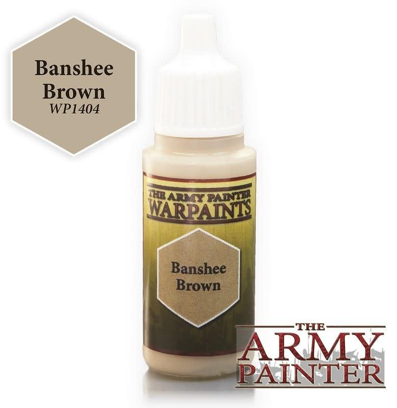 Army Painter Paint 18Ml. Banshee Brown