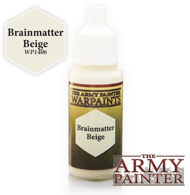 Army Painter Paint 18Ml. Brainmatter Beige