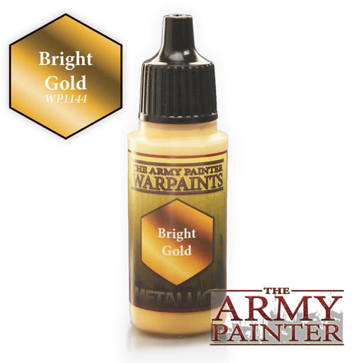 Army Painter Paint 18Ml. Bright Gold