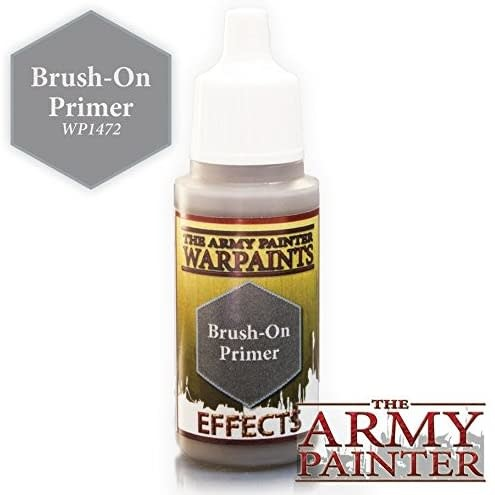 Army Painter Paint 18Ml. Brush-On Primer
