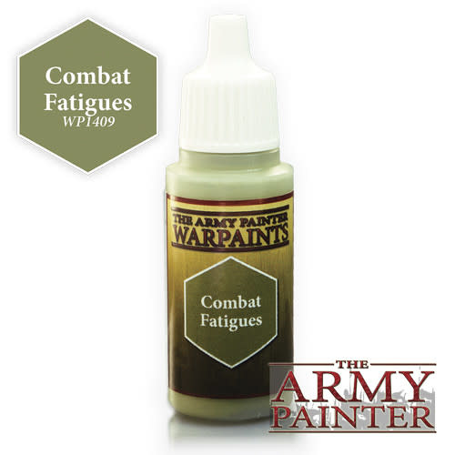 Army Painter Paint 18Ml. Combat Fatigues